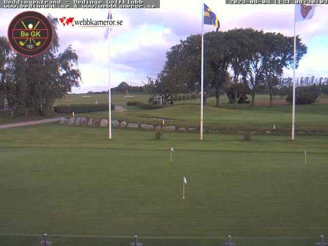Webbkamera/Golfkamera - bedinge